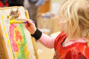 Montessori Extended Care Main Line Painting