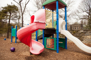 Montessori Preschool Wynnewood Playground