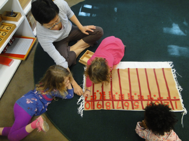 Montessori Math in Lower Merion