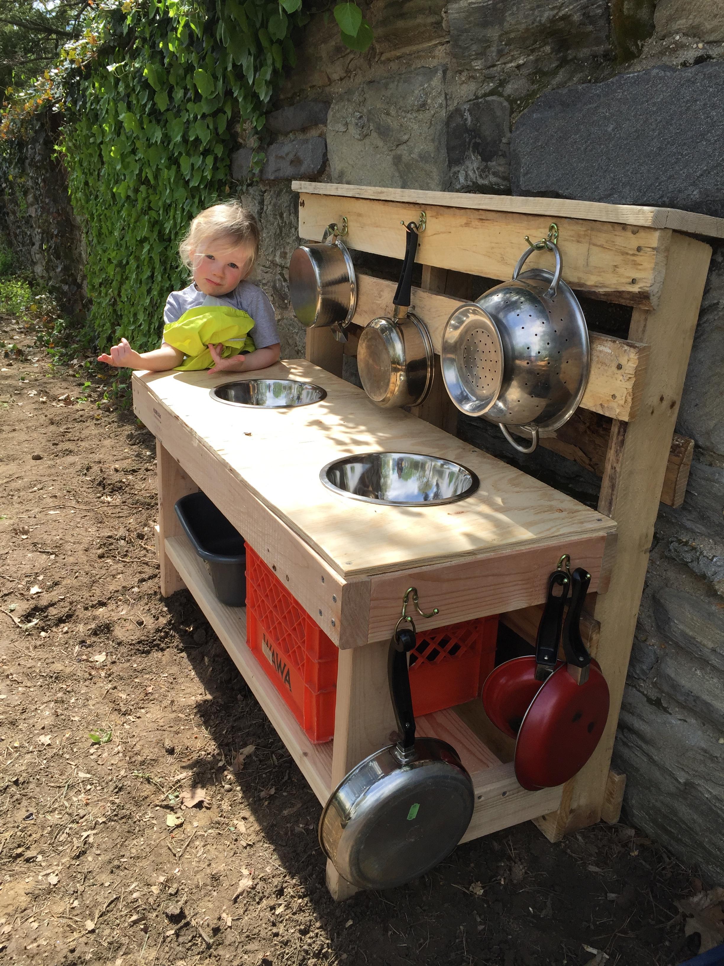 Outdoor Activity Bala House Montessori Preschool Kindergarten