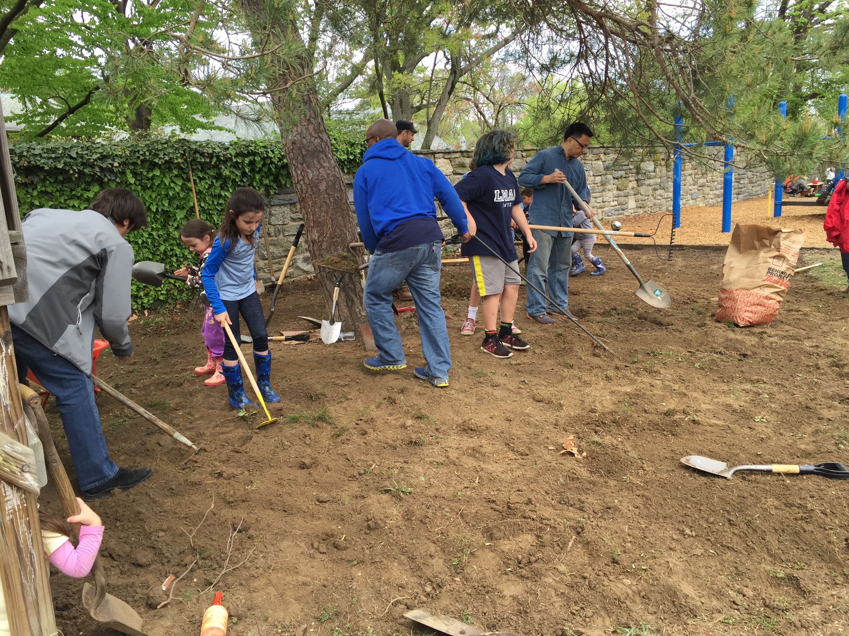 Outdoor Activity Bala House Montessori